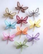 Dragonfly Deco (10pc-13cm )