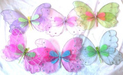 Two Toned Butterfly Deco