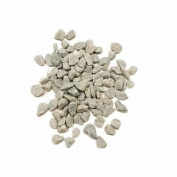 Vase Filler Rocks, Grey, 2 lbs per bag