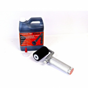 MARSH Fountain Roller Kit with Full 7.6cm Length Roller and 0.9l. Black K Stencil Ink