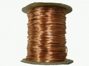 Toner Plastics 22-Gauge Icy Copper Fun Wire