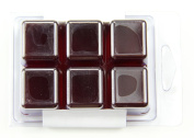 Stained Glass Santa Red Soap Colour Bar