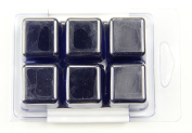 Stained Glass Ocean Blue Soap Colour Bar