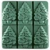 Fir Tree Tray Soap Mould