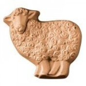 Sheep Soap Mould