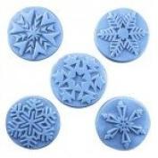 Guest Snow Flakes Soap Mould
