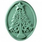 Xmas Tree Soap Mould