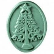 Xmas Tree Soap Mould