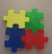Puzzle Piece Sheet Mould