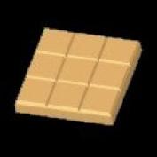 2-lb. Square Slab Mould-9 bars