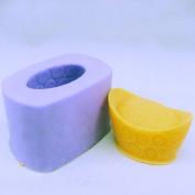 3D mini China ingot 0392 Craft Art Silicone Soap mould Craft Moulds DIY Handmade soap moulds