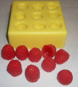 Raspberries Soap & Candle Mould - 9 Cavities