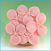 Lilac 50234 Craft Art Silicone Soap mould Craft Moulds DIY Handmade soap moulds