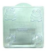Kids Amphibians Plastic Soap Mould
