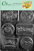 Cybrtrayd Cool Kids Soap Mould