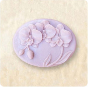 Orchid 50145 Craft Art Silicone Soap mould Craft Moulds DIY Handmade soap moulds