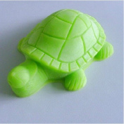 Cute Turtle 0044 Craft Art Silicone Soap mould Craft Moulds DIY Handmade soap moulds