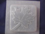 Maple Leaf Square Soap Mould Qty-2 4593