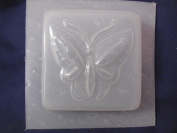 Butterfly Square Soap Mould Qty-2 4718