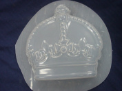 Full Crown Shaped Soap Mould 4737