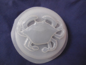 Crab Round Bar Soap Mould Qty-2 4643