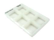 Basic Square Silicone Soap Mould