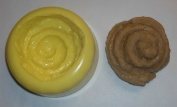Cinnamon Bun Soap & Candle Mould - Bakery Style