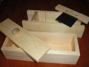 Wooden Soap Mould to Make 2-3 Lb Loaf Cutter - Slicer
