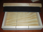 Wooden Soap Mould Loaf/cutter Makes 18 Bars
