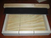 Wooden Soap Mould Loaf/cutter Makes 18 Bars