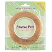 Studio Pro 0.6cm Black Lined Copper Foil