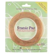 Studio Pro 0.6cm Black Lined Copper Foil