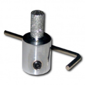 0.6cm Diameter Standard Diamond Grinder Bit