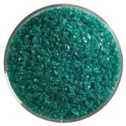 Teal Green Opal Medium Frit - 90 Coe