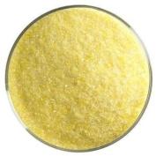 150ml Marigold Yellow Transparent Fine Frit - 90 Coe