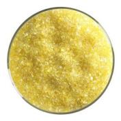 150ml Canary Yellow Transparent Medium Frit - 90 Coe