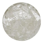 Clear Transparent Mosaic Chunks, 250ml - 96 Coe