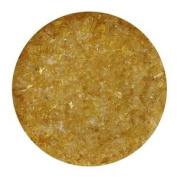 Pale Amber Transparent Medium Frit, 250ml - 96 Coe