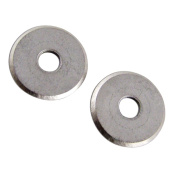 Jennifer's Mosaics Wheeled Glass Nipper Replacement Wheels, Set of 2
