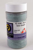 System 96 Fine Transparent Glass Frit - Sea Green