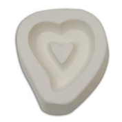 Hollow Heart Jewellery Mould