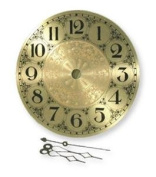 13cm Brass Clock Face
