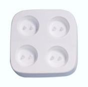 Small Round Buttons Casting Mould