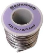 Mastercraft 63/37 Solder - 1 Lb.