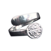 Sterling Silver Wrap Adjustable Ring