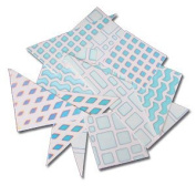 Dicro Slide Pattern Scrap Pack - Small