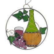 Pre-Cut Wine Bottle Ring Kit