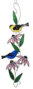 Pre-Cut Wildbirds Scroll Kit
