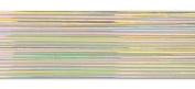 Cbs Rainbow Dichroic On Clear 2mm Stringers - 90 Coe