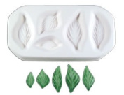 Small Leaf Assortment Casting And Slumping Mould